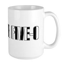 Roller Five-O Mug