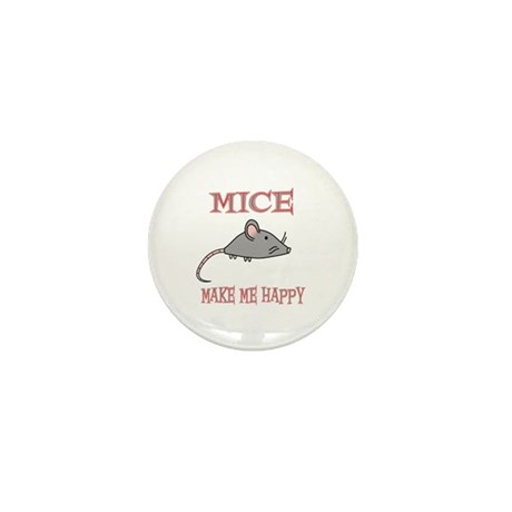 Mice Mini Button (100 pack)