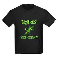 Lizards T