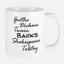Legendary Authors Small Small Mug