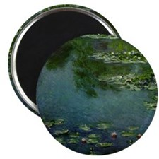 Claude Monet Magnet