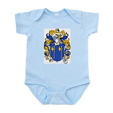 Bainbridge Coat of Arms Infant Creeper