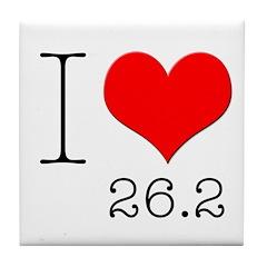 I love 26.2