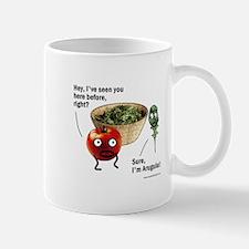 Funny Salad Mug