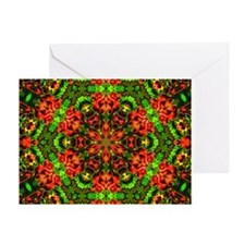 Flame Azalea Greeting Card