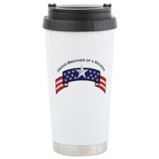 Proud Brother of a Soldier St Travel Mug