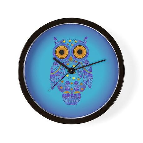 H00t Owl Wall Clock