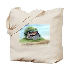 Old Home Place Tote Bag