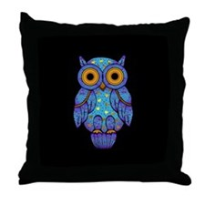 H00t Owl Throw Pillow