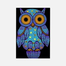 H00t Owl Rectangle Magnet (100 pack)