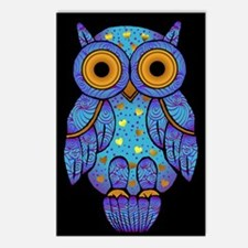 H00t Owl Postcards (Package of 8)