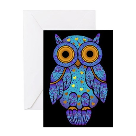 H00t Owl Greeting Card