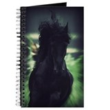 Friesian Journals & Spiral Notebooks