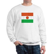 Niger Flag Sweatshirt