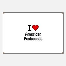 American Foxhounds Banner