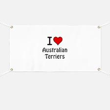 Australian Terriers Banner