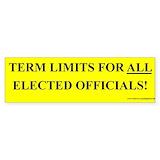 Politics government Bumper Stickers
