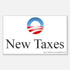 The Obama plan! (sticker)