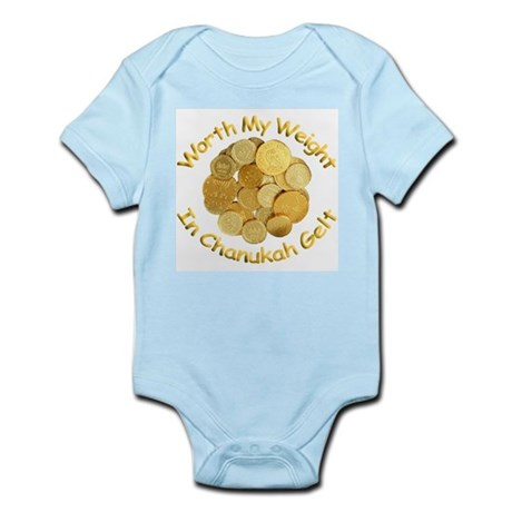 Chanukah Infant Creeper