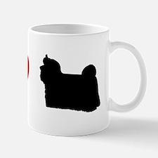 I Heart Maltese Small Mugs