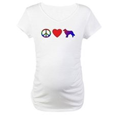 Peace Love Toller Shirt