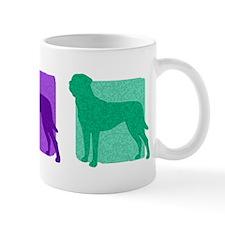 Color Row Tosa Mug