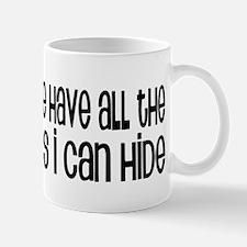 My Wife Lets Me Mug