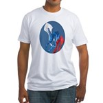 Gomberg Ghosts Fitted T-Shirt