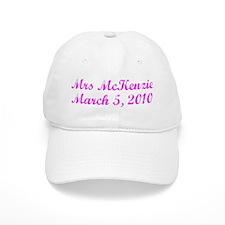 Mrs McKenzie March 5, 2010 Baseball Cap