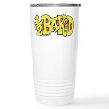 1/2 Baked Travel Mug