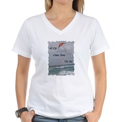 All Life Comes From The Sea Shirt