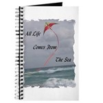 All Life Comes From The Sea Journal