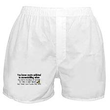 YKYATS- Thank God Boxer Shorts