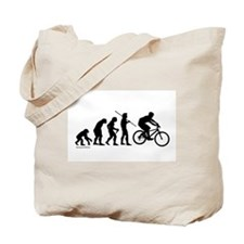 Bike Evolution Tote Bag