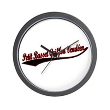 Petit Basset Griffon Vendéen  Wall Clock