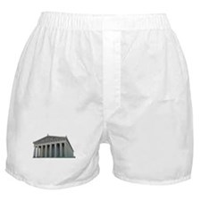 The Parthenon Boxer Shorts