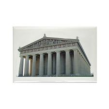 The Parthenon Rectangle Magnet