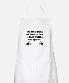 Fear Spiders BBQ Apron