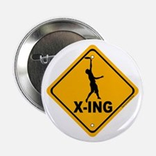 """Ultimate X-ing 2.25"""" Button (10 pack)"""