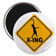 "Ultimate X-ing 2.25"" Magnet (10 pack)"