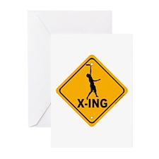 Ultimate X-ing Greeting Cards (Pk of 20)