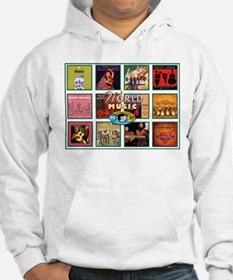World Music Jumper Hoody