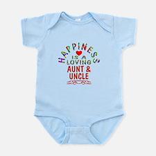 Aunt & Uncle Infant Bodysuit