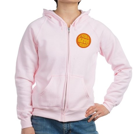 Folkways Recordings Women's Zip Hoodie