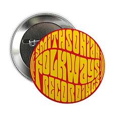 "Folkways Recordings 2.25"" Button"
