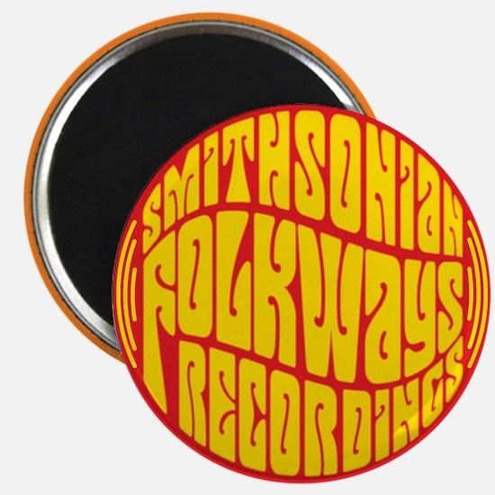 Folkways Recordings Magnet