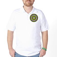Spiderwort and Ferns T-Shirt