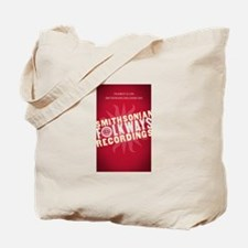 Folkways Recordings Tote Bag