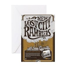 Ramblers Greeting Card