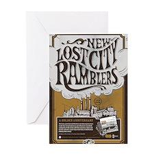 Ramblers Greeting Card